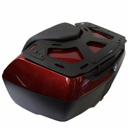 Additional carrier on topcase - Aluminium - BMW R 1200 RT LC
