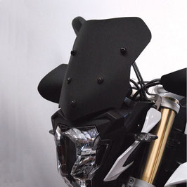 "Short windshield BMW F800R 2015- ""SC1086"""
