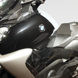 Leg protectors for BMW C650GT