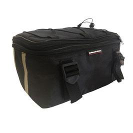 Additional bag on BMW aluminum topcase