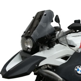 Sport screen BMW R1200GS Adventure (-2013) -DARK SMOKED-