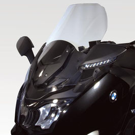 Low windshield BMW C650GT