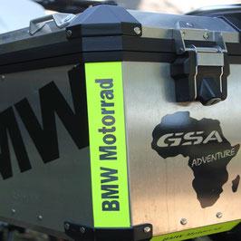 Negative sticker BMW Motorrad