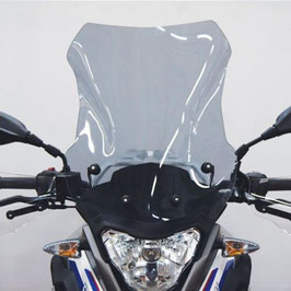 High windshield BMW G 310 GS