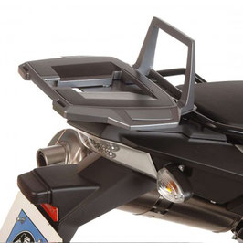 "Topcase rack ""Alurack"" BMW F700GS -Black-"