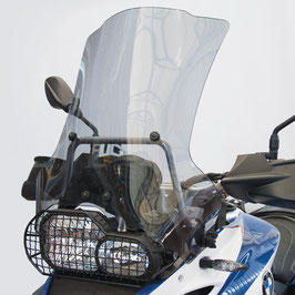 BMW F700GS Windshield (including upper screen bar)