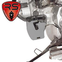 Foot protectors BMW R1100GS