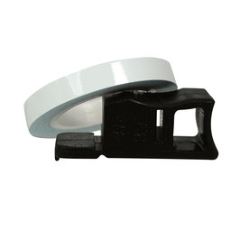 Reflective wheel - edge tape