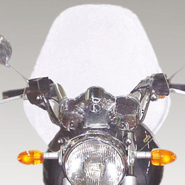 "Medium Windshield BMW R850R + BMW R1100R ""SC906"""