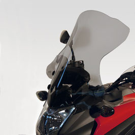 High windshield Honda NC 700 X & NC 750X
