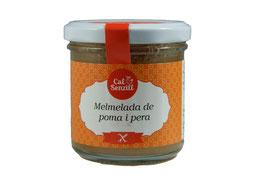 Merm. de manzana i pera 170 gr