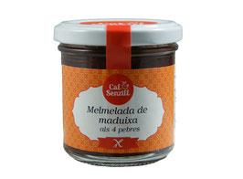 Merm. de fresas a las 4 pimientas  170 gr