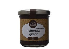 Paté vegetal de aceitunas Griega  (Kalamata) 140 gr
