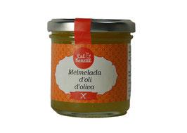 Melmelada d'oli d'oliva 160 gr