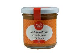 Melm. de carabassa amb citrics 170 gr