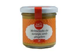 Melm. de taronja amb gingebre 170 gr