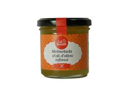 Melmelada d'oli d'oliva tofonat 160 gr
