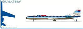 cp N° 3 Caravelle AIR INTER