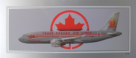 PA18 :  Airbus A319  TRANS CANADA AIR LINES
