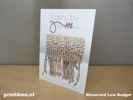 Showcard Low Budget A4