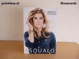 Showcard De Luxe A5