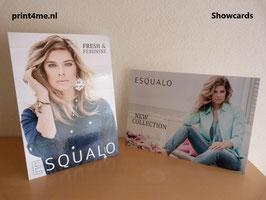 Showcard De Luxe A3