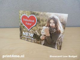 Showcard Low Budget A5 MAT