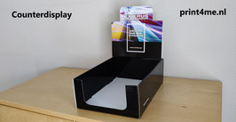 Toonbankdoos A4 - Full Colour + LED flash light