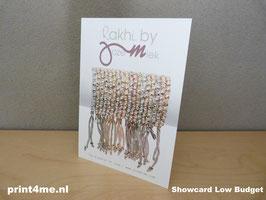 Showcard Low Budget A4 MAT