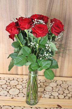 """Blumenstrauß  """"Rote Rosen"""""""