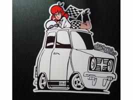 Sticker Mini gt