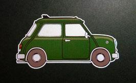 Sticker Mini British Open