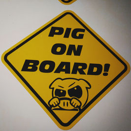 Pig on Board