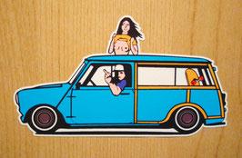 Sticker Mini T cian