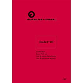 ETL Werkstatt-Ersatzteilliste T217