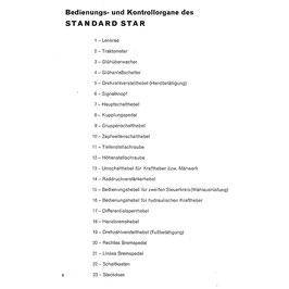 BA Betriebsanleitung Standard Star 219