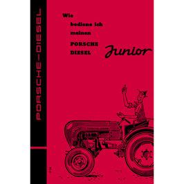 BA Betriebsanleitung Junior 108