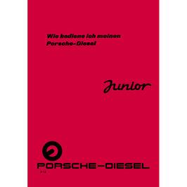BA Betriebsanleitung Junior 109