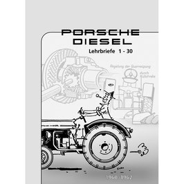 Porsche Diesel Lehrbriefe
