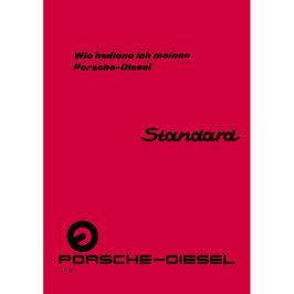 BA Betriebsanleitung Standard 218 (218V)
