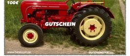 Gutschein - Onlineshop