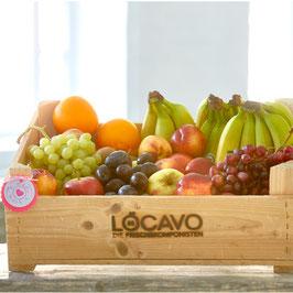 Obst verschenken - Kiste L