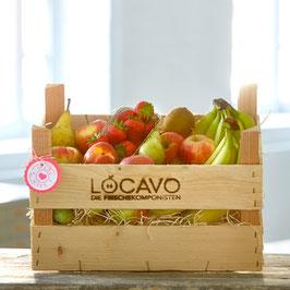 Obst verschenken - Kiste S