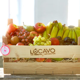 Obst verschenken - Kiste M