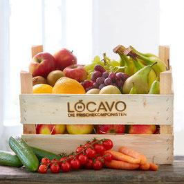 Obstsalat - Obst und Rohkost fürs Büro