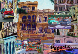 Collage Foto Habana