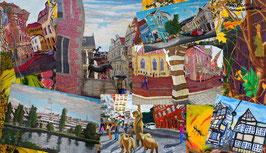 Collage Bremen-Alle