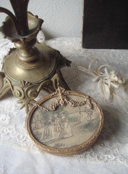 RAR: Wunderschöne antike Schmuckdose Frankreich