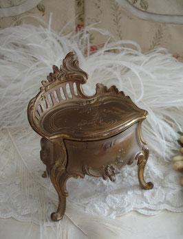 Antikes französisches Schmuckkästchen 1900