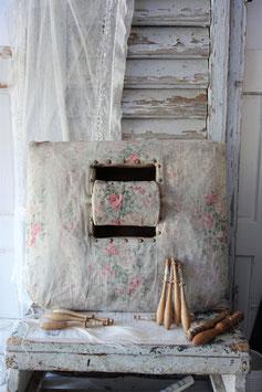 Shabby: Antikes Klöppelboard aus Frankreich